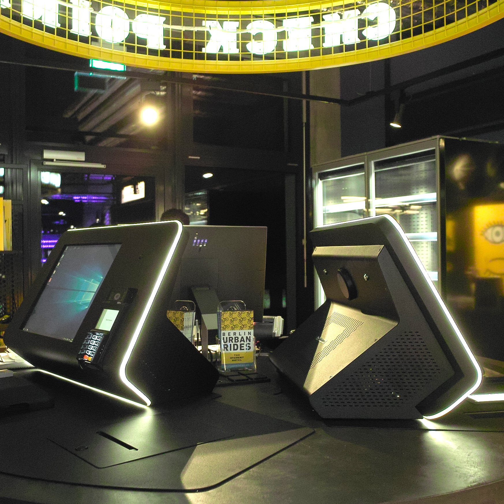 The Student Hotel Berlin opens with K4B Pulsar self service check-in desks